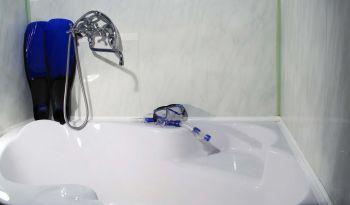 mala lazienka Mała łazienka   funkcjonalna i praktyczna