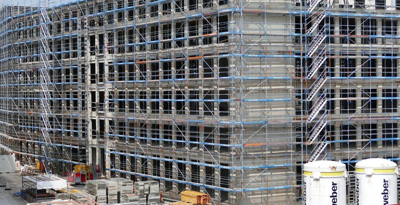 rusztowanie budowlane