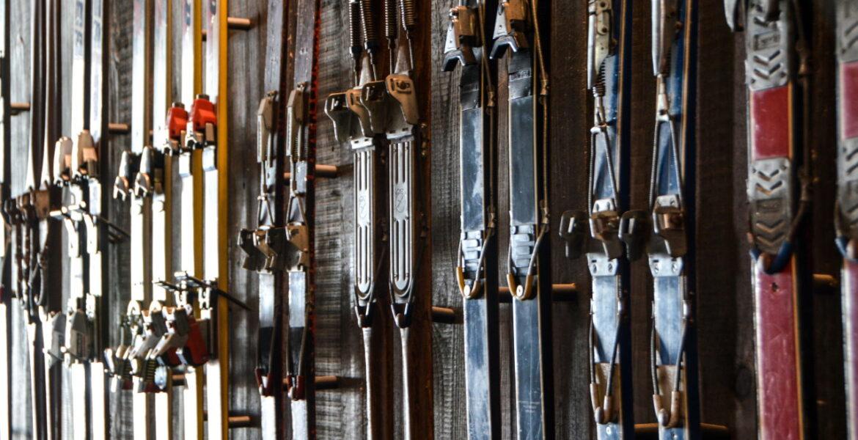 sprzet narciarski